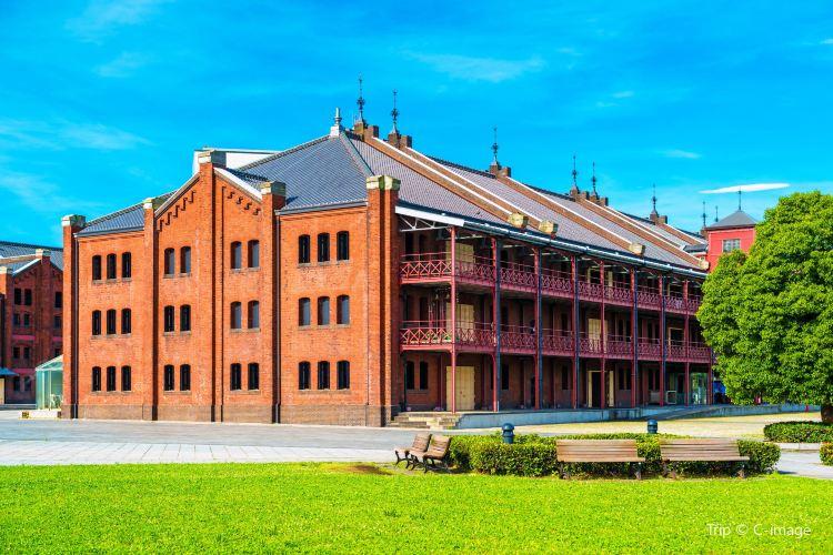 橫濱紅磚倉庫1