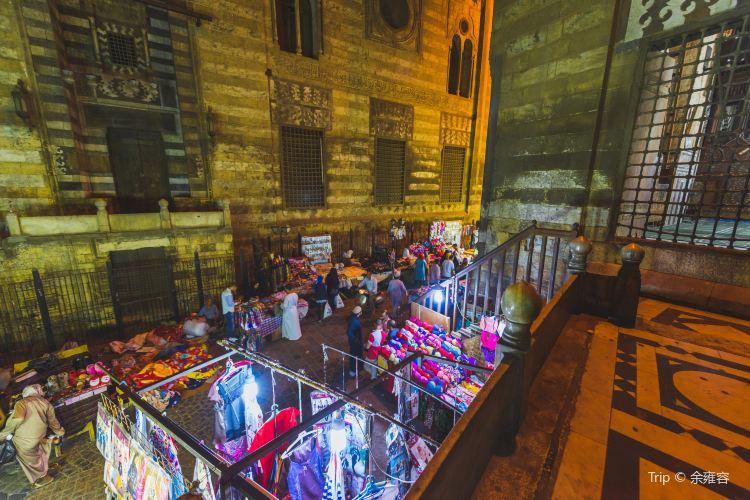 칸 엘-칼릴리 시장1