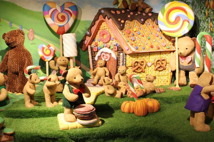 Teseum泰迪熊博物館1