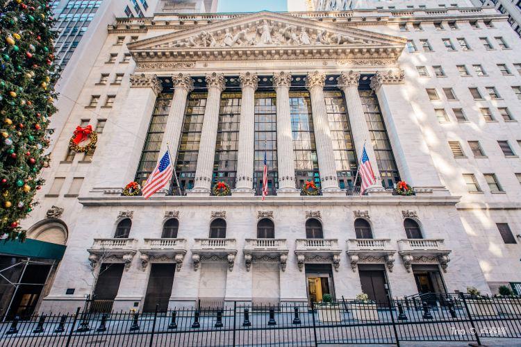 紐約證券交易所3