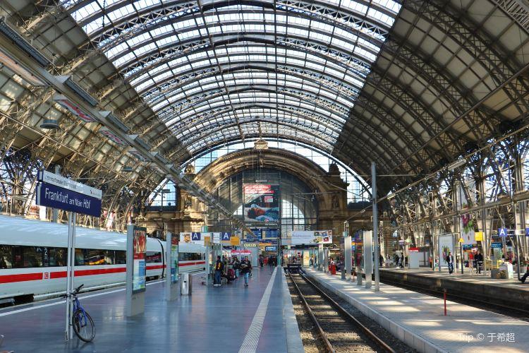 法蘭克福火車總站2