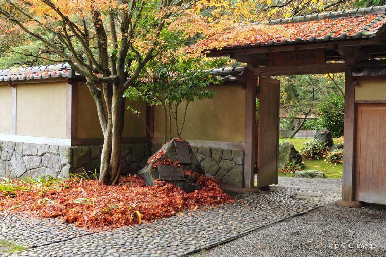 Nitobe Memorial Garden4