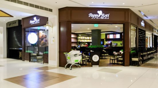 PappaRoti Cafe (Dubai Mall 2nd Floor)