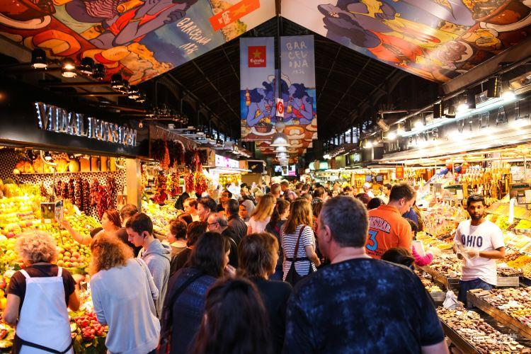 波蓋利亞市場
