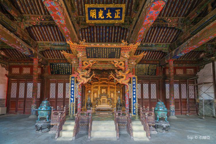Shenyang Imperial Palace3