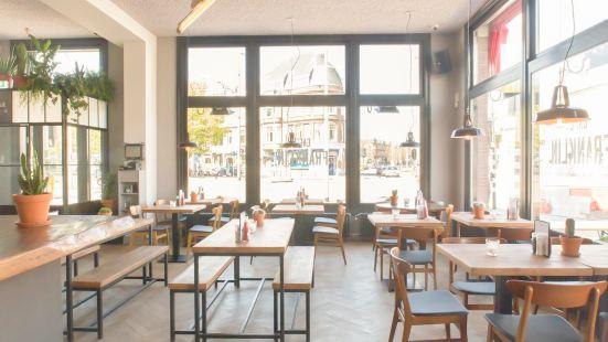 富蘭克林咖啡館