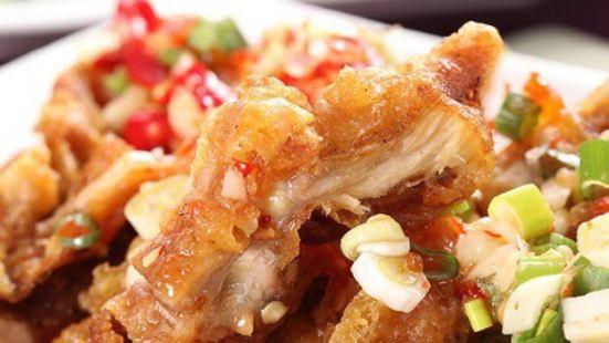 康發黃燜雞米飯