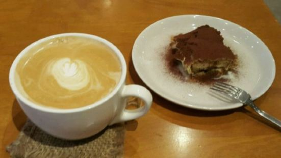 一文大學咖啡館