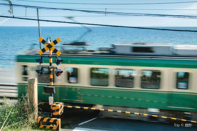 鎌倉高校前站3