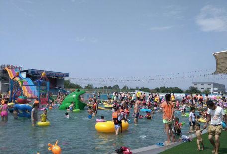Talang Water Amusement Park