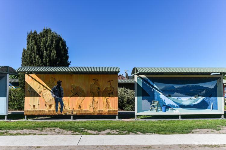 謝菲爾德壁畫小鎮3