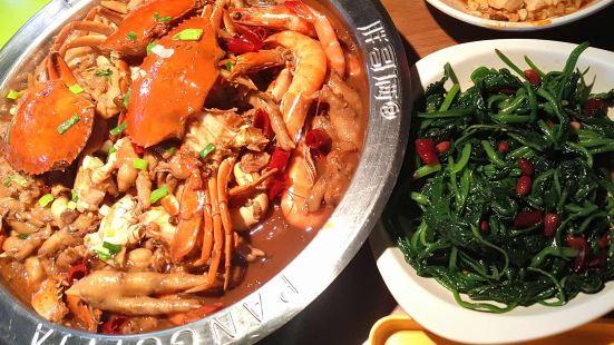 胖哥倆肉蟹煲(東環城路店)