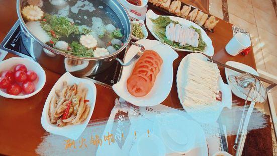 海銀海記潮汕牛肉火鍋