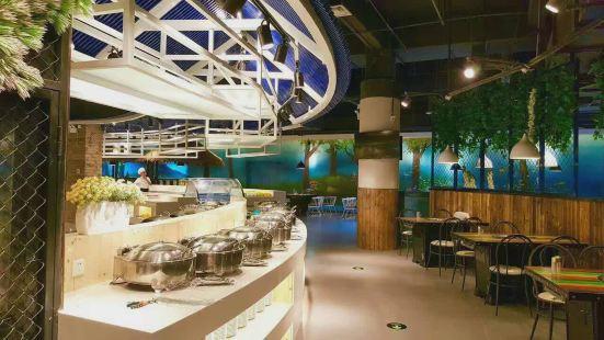 夢幻島海鮮牛排自助餐廳