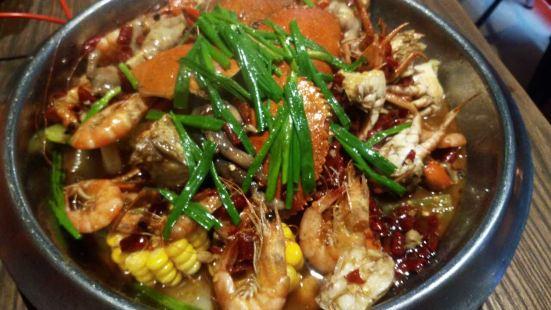 萌胖子肉蟹煲(中山路百盛店)