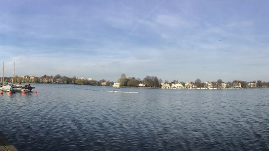 Alster Cliff