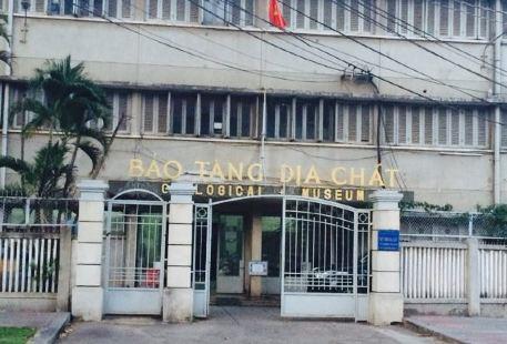 Bao Tang Dia Chat Geological Museum