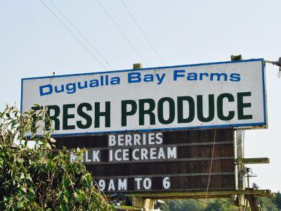 Dugualla Bay Farms