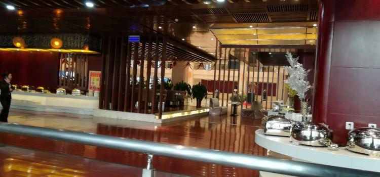 庫車飯店99西餐廳2