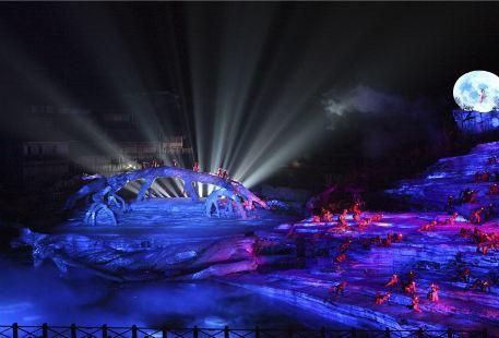 "Performances of ""Tianmen Fox Spirit: The New Liuhai Cuts Firewood"""