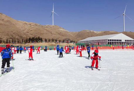 Guilin Tianhu-Snow World Ski Resort