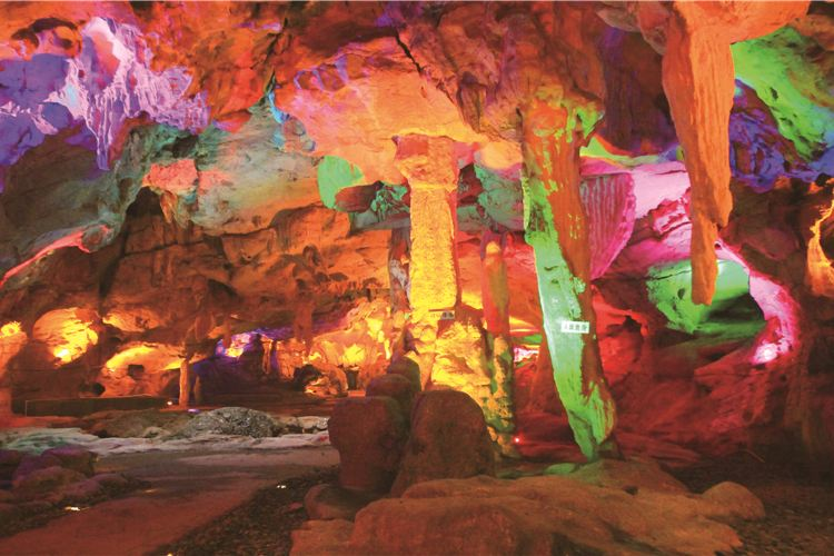 Gufeng Cave1
