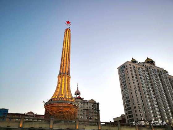 Memorial Tower of the 10th Anniversary of the Founding of the People's Republic of China