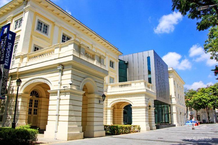 アジア文明博物館1
