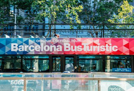 巴賽隆納旅遊巴士