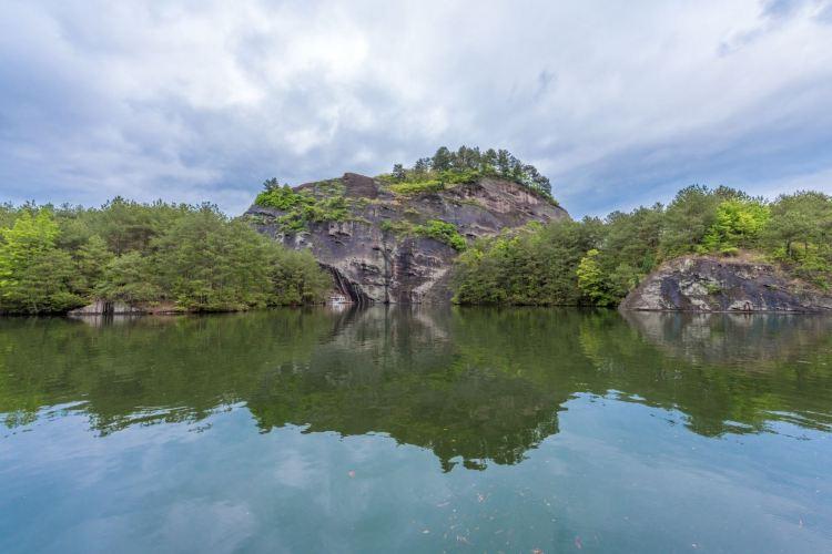 Shimen Lake3