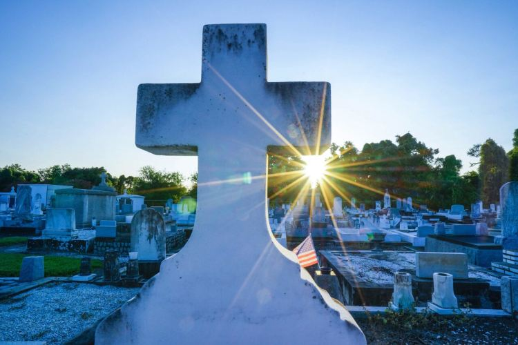 St. Louis Cemetery No. 12