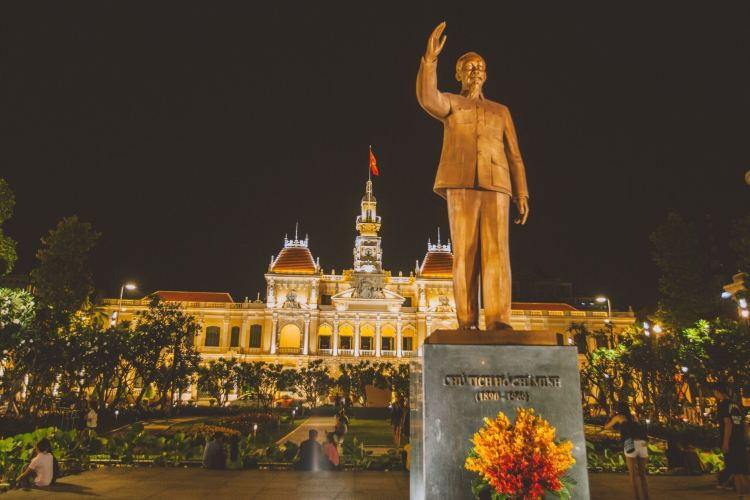 Ho Chi Minh City Hall3