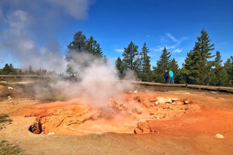 顏料鍋噴泉1
