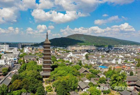 Chongjiao Xingfu Temple Pagoda