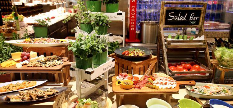 青島香格里拉大酒店一品堂自助餐廳3