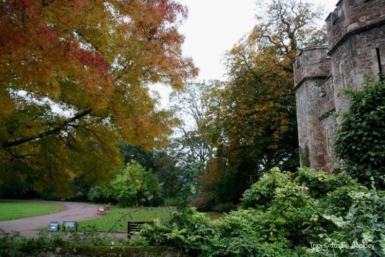 Dunster Castle1