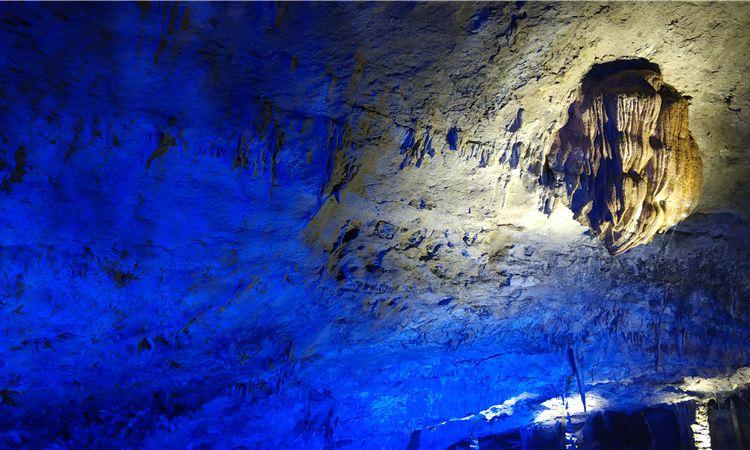 Jiutian Cave4