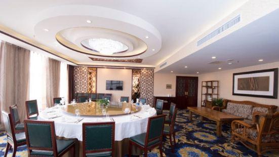 百納煙台山商務酒店餐廳
