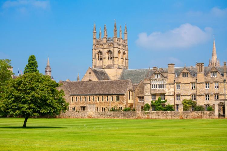 University of Oxford3