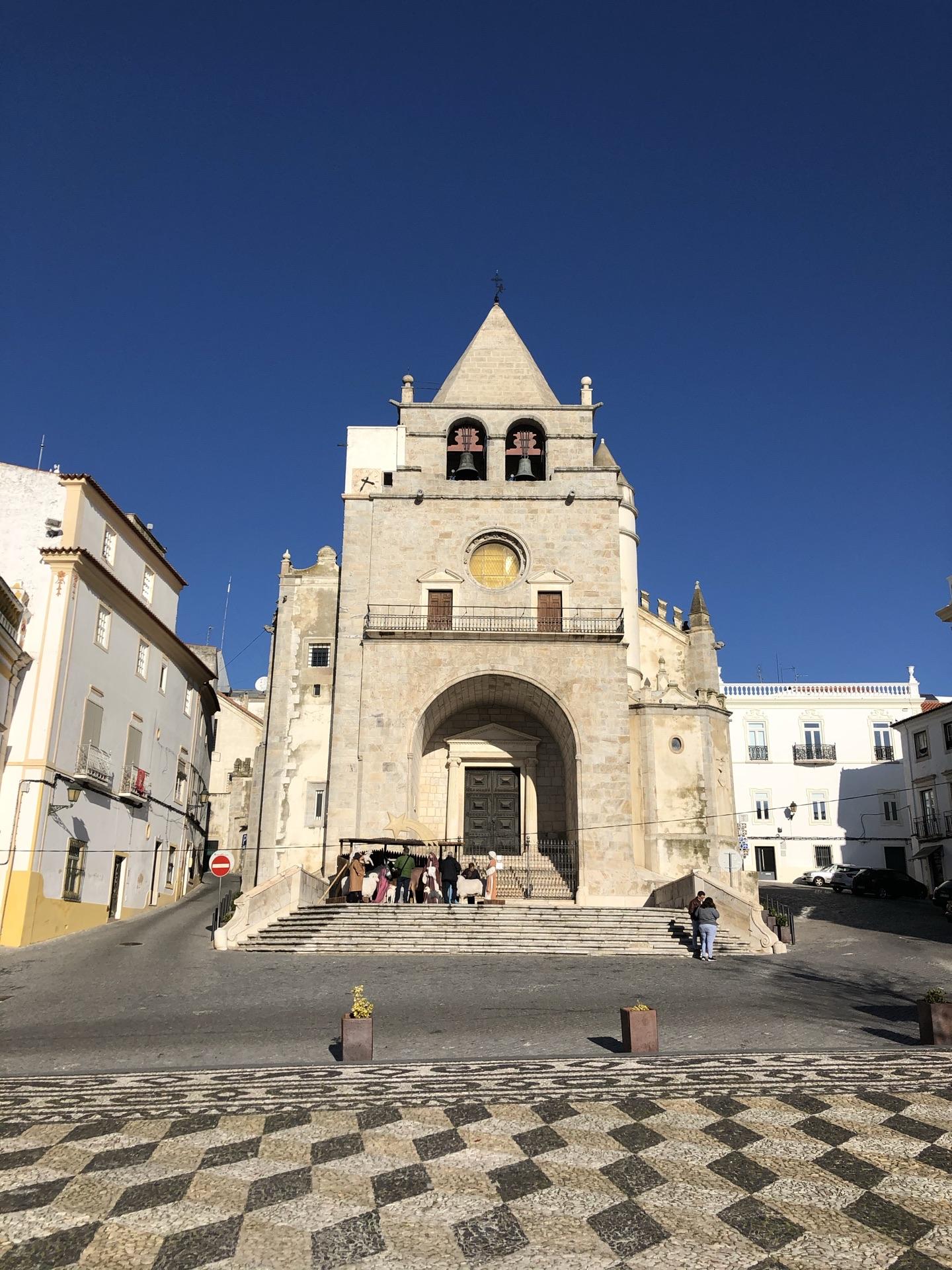 Sao Domingos Church