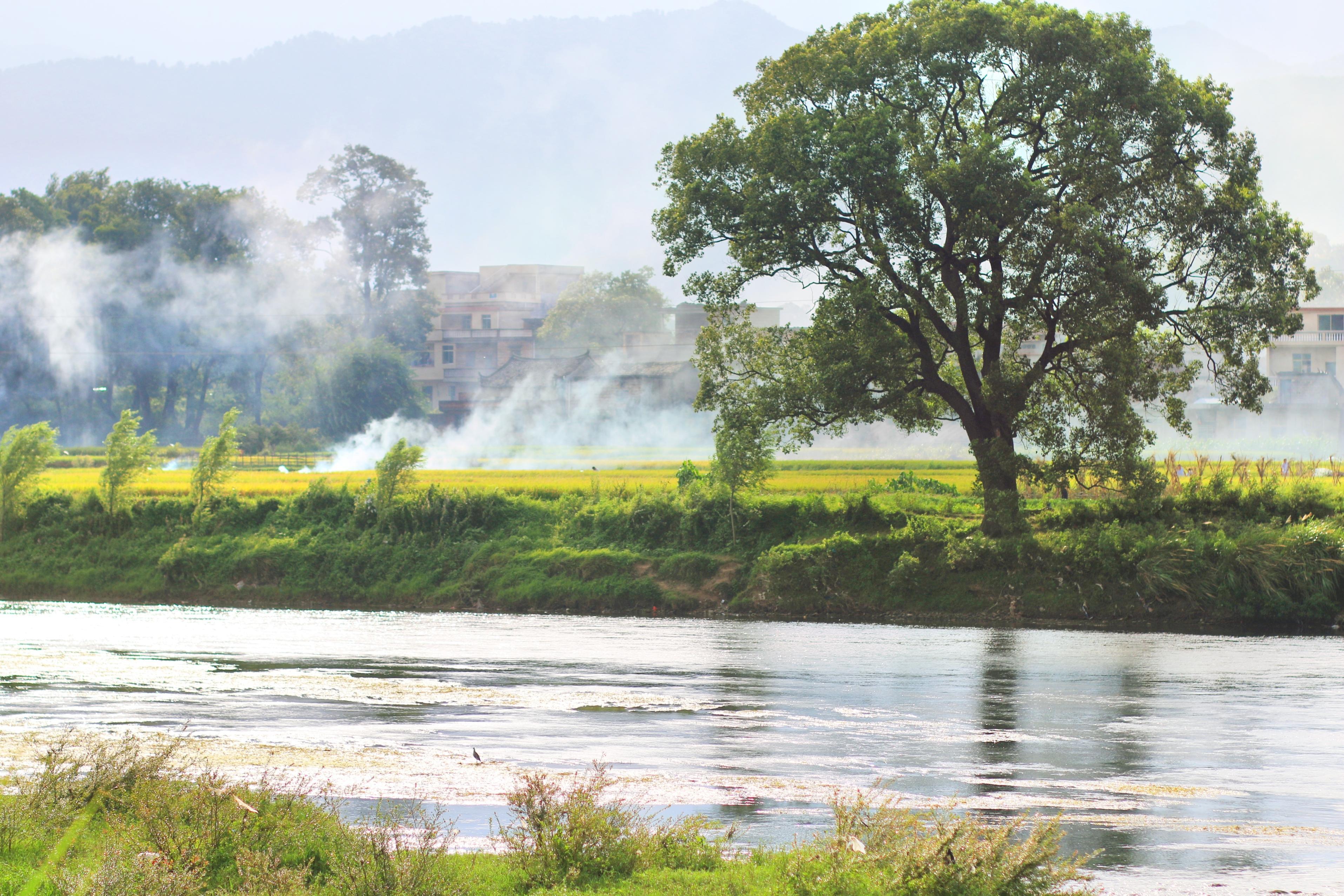 Shang Gan Tang Village