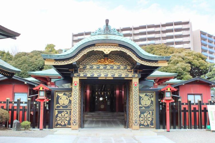 Moto Toshogu Shrine