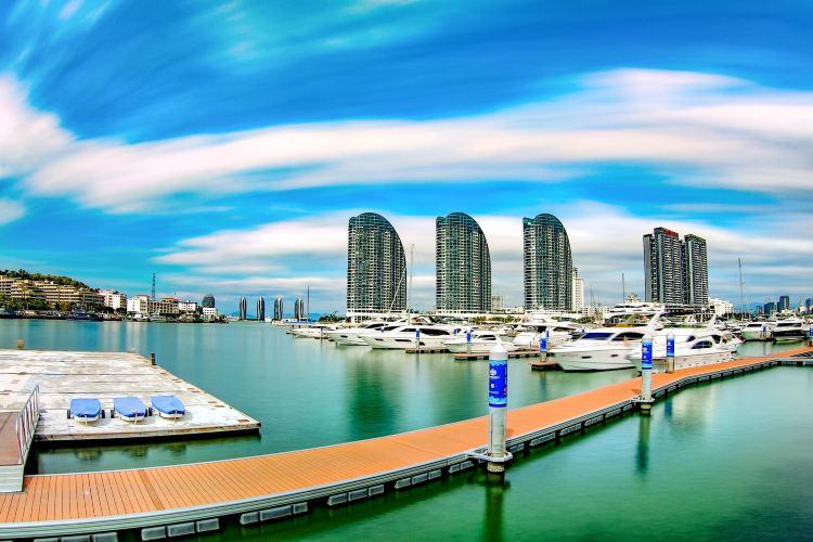 鴻洲遊艇碼頭遊艇租賃出海(鴻洲遊艇碼頭)
