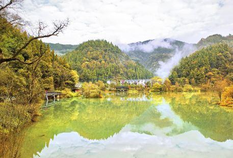 靈巖洞國家森林公園