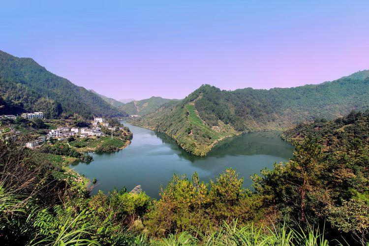 Fenglehu Scenic Area