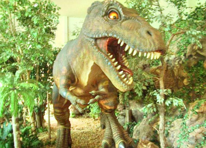 孔敬恐龍博物館