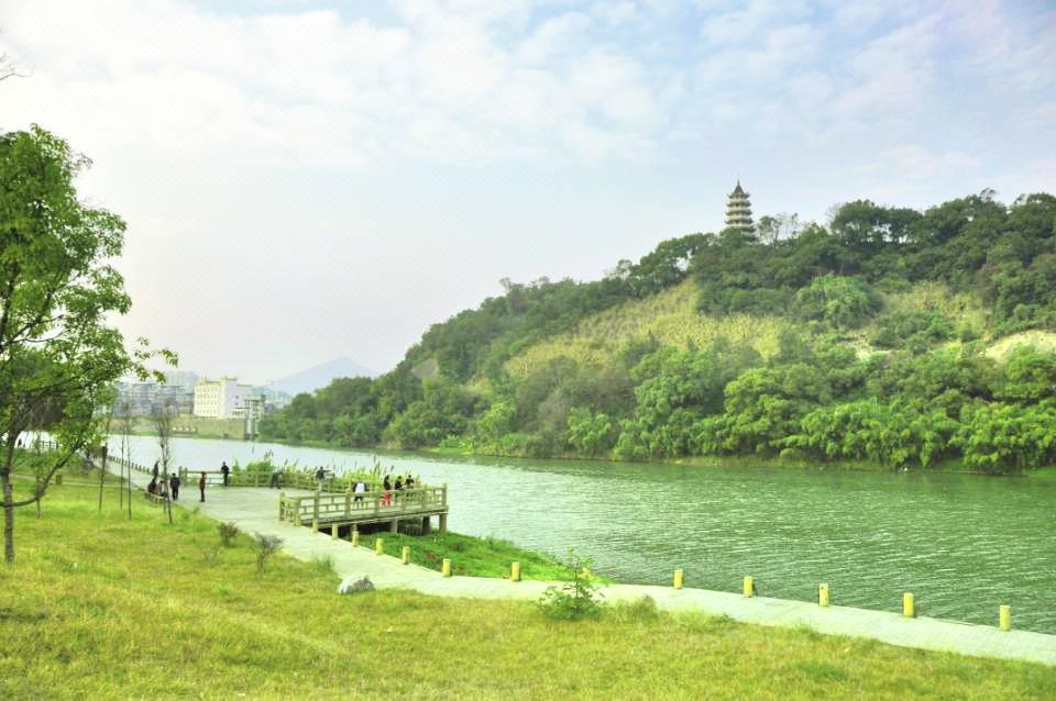 Juzizhou Park