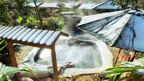 Mangshan Forest Hot Springs