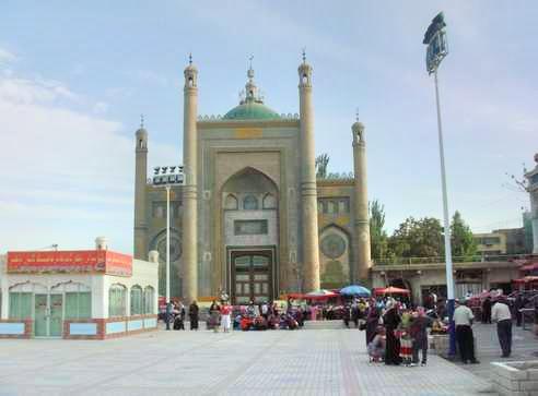 皮山大清真寺