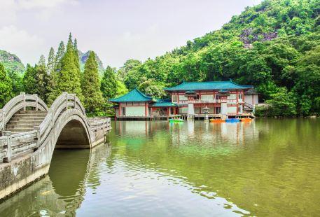 Guilin Xishan Scenic Area